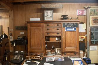 Post Office Exhibit