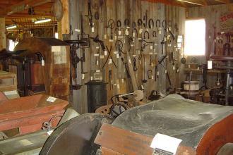 Blacksmith Exhibit