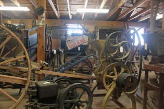 Farm Exhibit