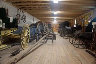 Carriage House Exhibit