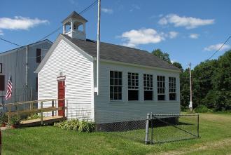 Hodge Schoolhouse Exhibit