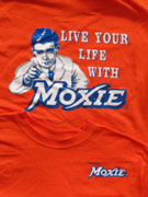 Live Your Life with Moxie Tee