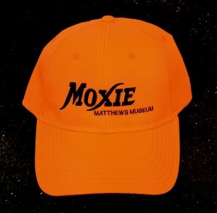 Hunter Orange Moxie Cap